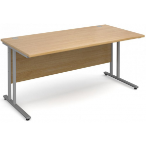 Cantilever Straight Desks